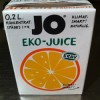 ekologisk apelsinjuice krav jo