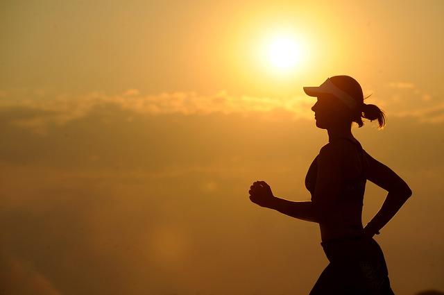löpning kvinna